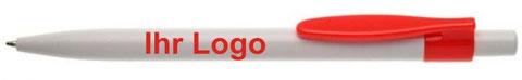 Werbemittel sind ein Schwerpunkt bei Kirschbaum Werbeartikel. Wir liefern unsere Kugelschreiber bereits ab 14 Cent mit Druck.