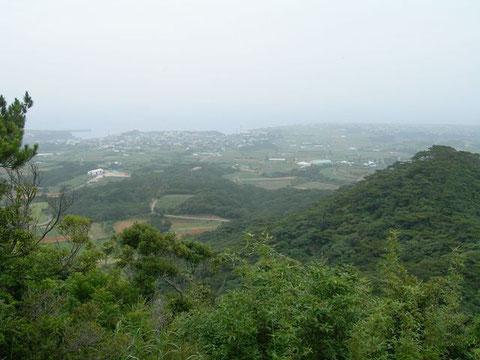 Mt. Yamatogusuku, Kagoshima (Tokunoshima Island)