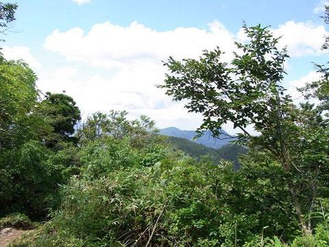 Mt. Hyonosen, Tottori (Honshu)