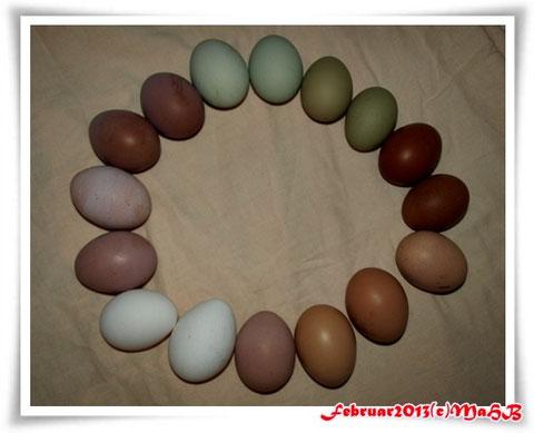 Ostern das ganze Jahr ...
