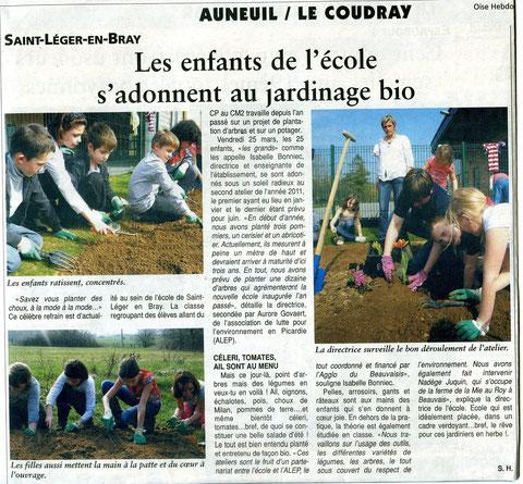 Association de Lutte pour l'Environnement en Picardie ALEP 60 BEAUVAIS