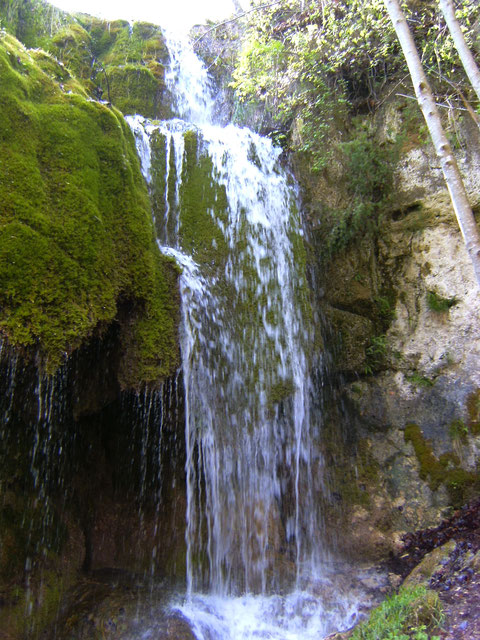 Wasserfall Dreimühlen, bei 54578 Nohn