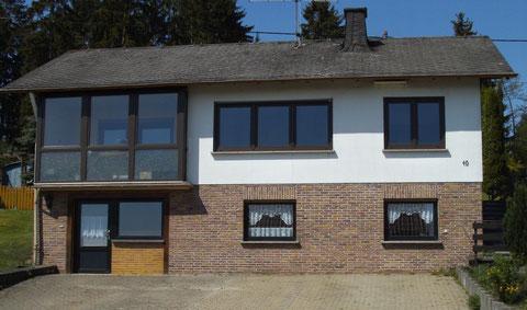 """Vakantiehuis """"Rollmann - Dockter"""" Waldstr. 10, 54578 Nohn / Eifel Duitsland"""