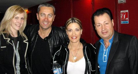 Kéty Lucy, Eve Angeli, Ted Sanders 2010