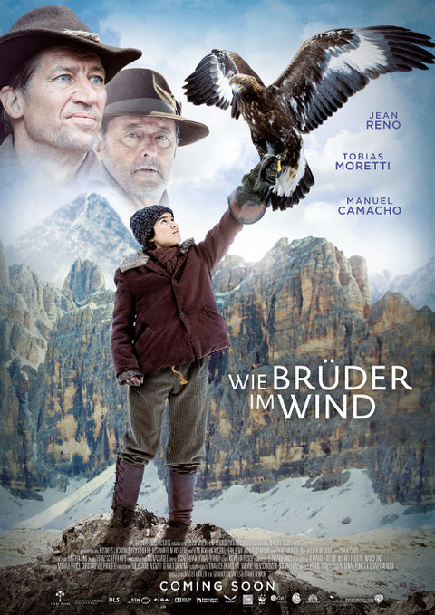 """Take-off für Sky, Bruno, Hera, Alois und Rocky im neuen Film """"Wie Brüder im Wind"""""""
