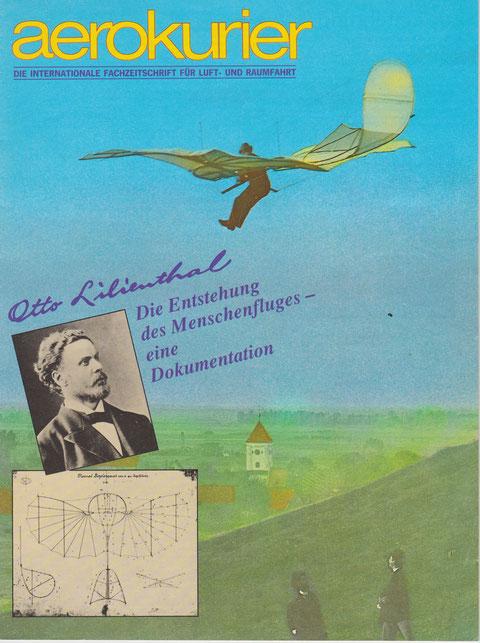 Sonderdruck des Aerokurier zum 100-jährigen Jubiläum aus dem Jahre 1991.