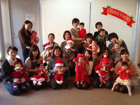 2012.12.25 産後YOGA