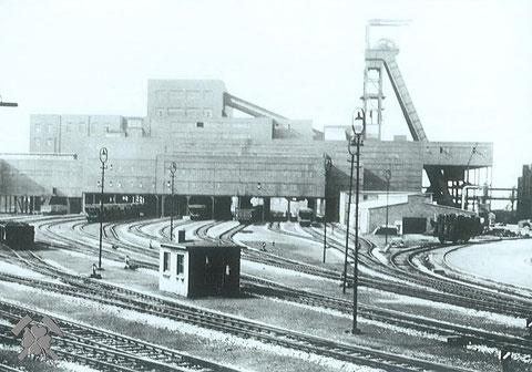 Schlägel und Eisen 3/4/7 im Jahr 1957