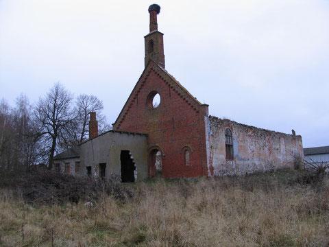 2009 г. Маломожайское - A ltenkirch кирха