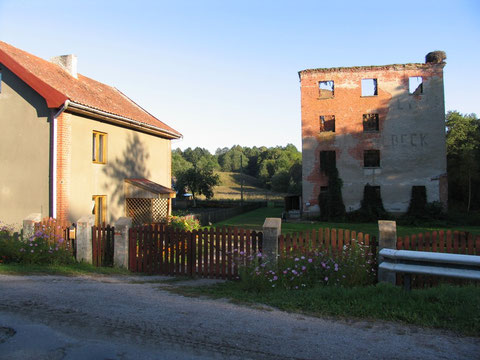 2007 г Роминтен хутор.