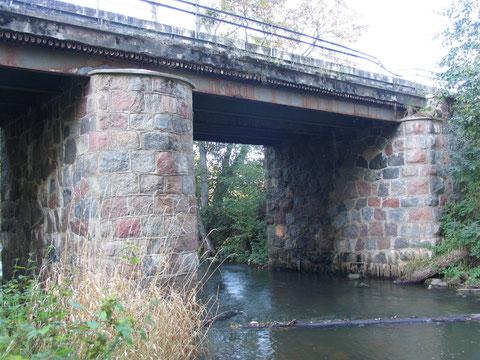 2007 г Роминтен старый мост.