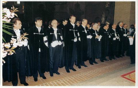 1995 г Немецкий орден Ежегодное собрание фамильяров