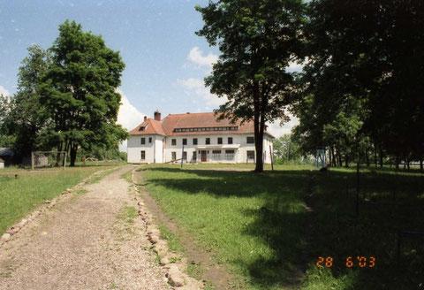 2003 г Trakehnen - Ясная Поляна