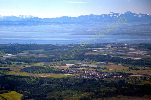 Sagenhafte Landschaft rund um den Bodensee  ©Luftbildfotografie Neuburg