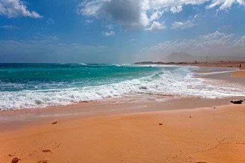Meer, Sonne und Sand - Fureteventura     ©Luftbildfotografie Neuburg