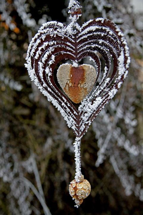 Das eiskalte Herz  ©Luftbildfotografie Neuburg