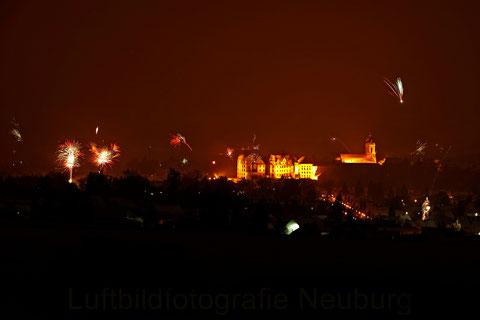 Neuburg unter Feuer