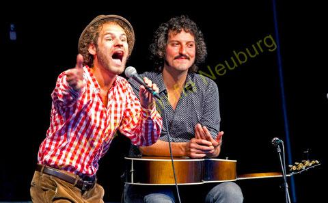 """On-Stage: Maxi Schafroth, bekannt aus """"Ottis Schlachthof"""""""