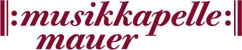 Logo Musikkapelle Mauer