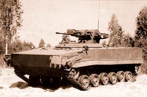 Ojekt 688, BMP-3 Prototyp