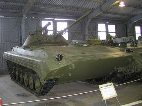 Objekt 681 in  Kubinka