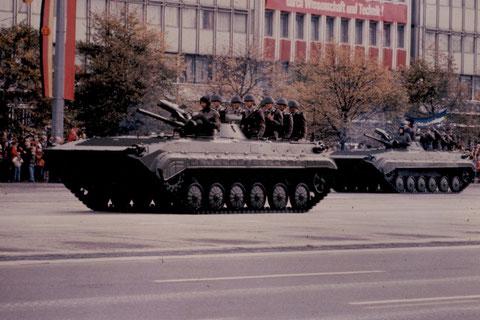 Parade in Berlin