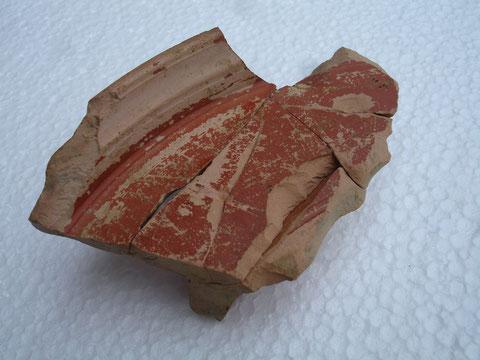 Terra Sigillata: Das römische Tafelgeschirr für gehobenere Ansprüche.