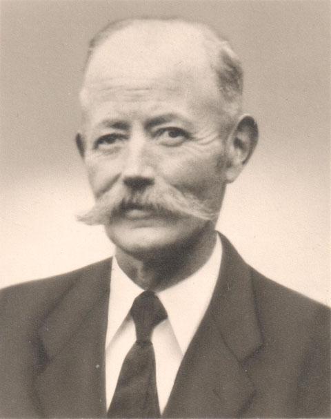 Walter Wyser-Häseli, Schuhmacher (1895-1969)