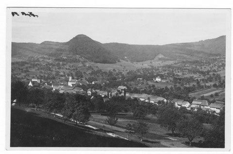 Postkarte von 1939