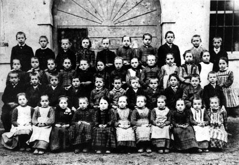 Unterschule 1891