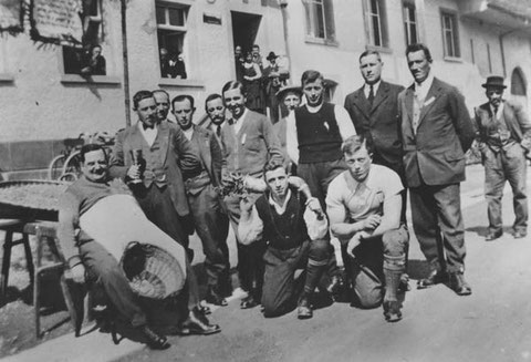 Eierlesen (März 1936)