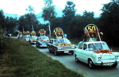 alle Fotos: Toni Brogli (s Vidale); 1970