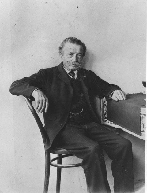 Anselm Walde, Hafner