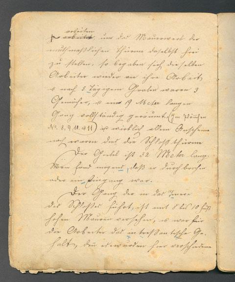 Ausgrabung 1884 (p.12)