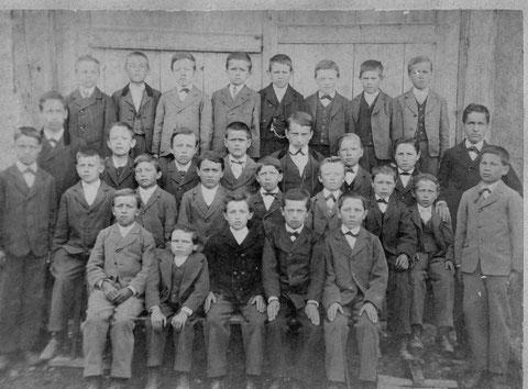 Schule Wittnau 1883