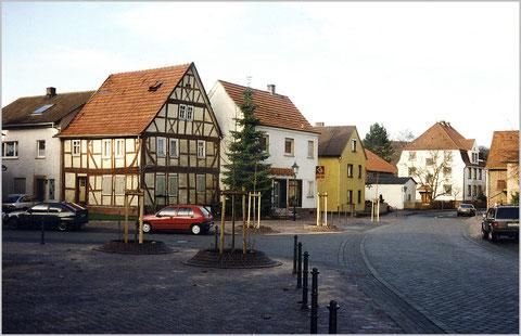 Haus Schloßstraße 1  im Jahr 1994