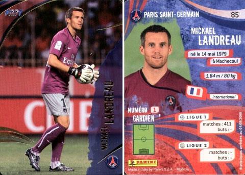 N° 085 - Mickael LANDREAU