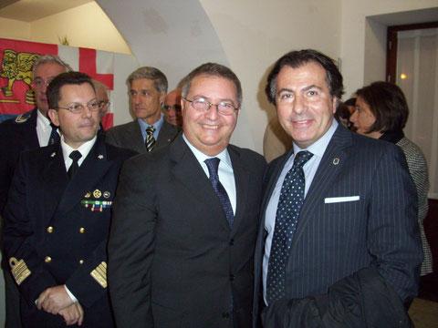 Com. Castioni Amm. Basile Cons. Reg. Bucci.