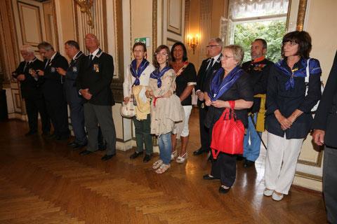 Ricevimento Ambasciata Italiana a Vienna