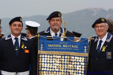 Medagliere Nazionale a Trieste.