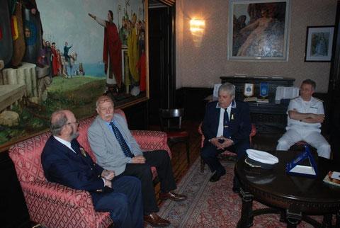 Visita in Provincia ricevuti dal Vice Pres. Igor DOLENC