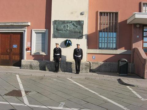 Cerimonia in Capitaneria Battaglia di Alessandria,,
