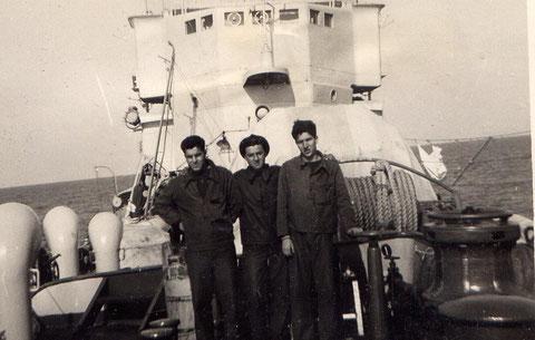 Cormorano 1958
