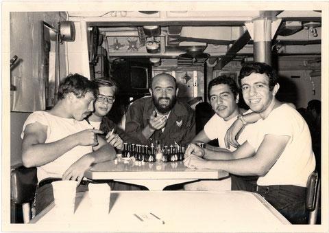 1974 Nave Caio Duilio Flavio 2° sin.