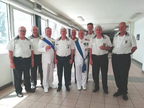 Capitaneria di Porto Trieste 11 giugno 2019 Festa Marina