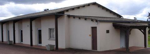 salle des fêtes d'Eglise Neuve de Vergt