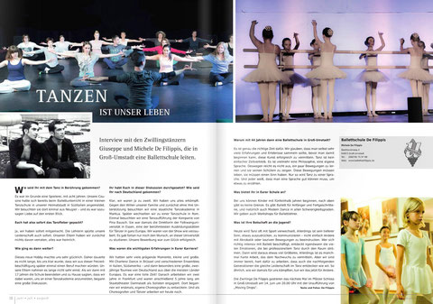 Ballett in Groß-Umstadt