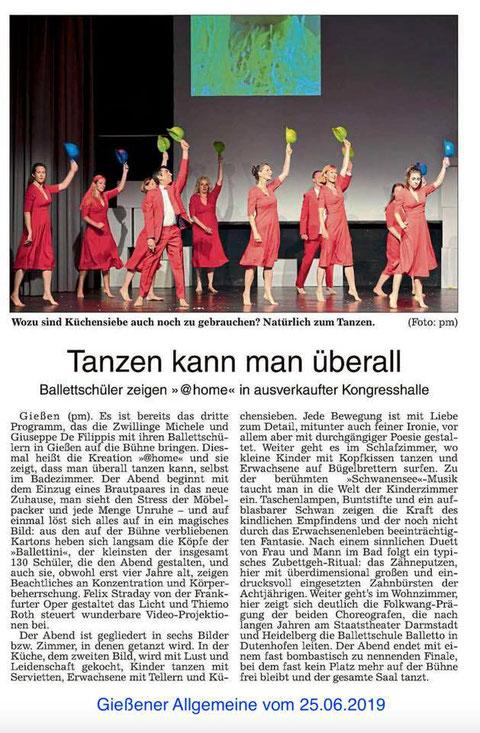 Ballett Tanz Wetzlar