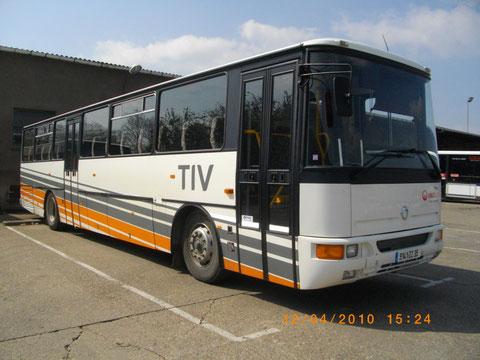 Irisbus Récréo - Livré TIV - n° 7072 - 9141 ZZ 35 - Dépôt TIV - Véolia - Photo Vieuxgo