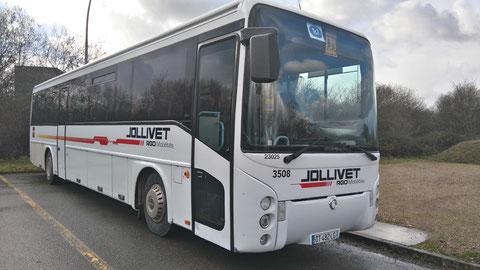 Billetique Star  - 3508 / Irisbus Arès / RGO Mobilité